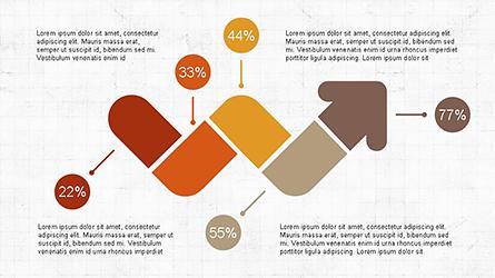 Roadmap Concept Diagram Presentation Template, Master Slide