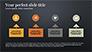 Options and Icons Slide Deck slide 12