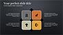 Minimalistic Presentation with Flat Icons slide 11