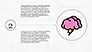 Mind Map Infographics Concept slide 5