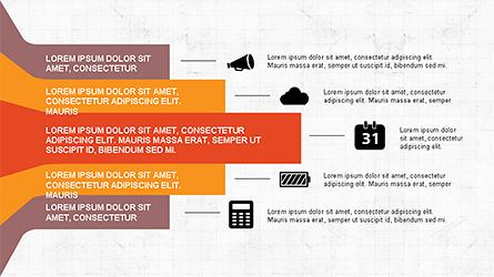Infographic Style Presentation Template Presentation Template, Master Slide