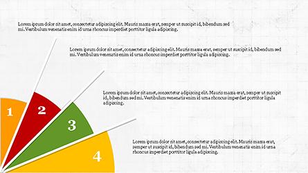 Presentation with Communicating Vessels Diagram Presentation Template, Master Slide