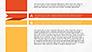Agenda Options Ribbon Style slide 4