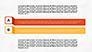 Agenda Options Ribbon Style slide 7