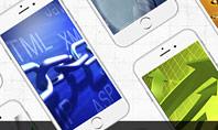Smartphones Presentation Template