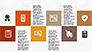 Flat Shapes Business Presentation Template slide 5
