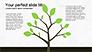 Tree Grow Presentation Template slide 1