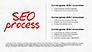 SEO Process Presentation Template slide 2