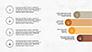 Agenda Options Infographics slide 3