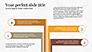 Agenda Options Infographics slide 5