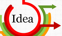 Idea Explanation Presentation Infographics