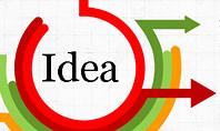 Idea Explanation Presentation Infographics