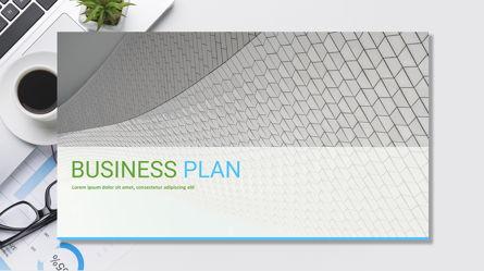 Business Plan Presentation Template Presentation Template, Master Slide