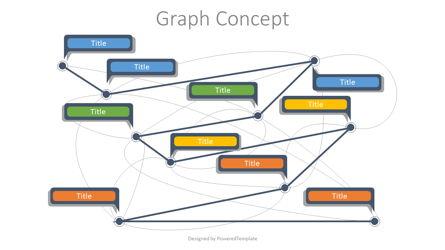 Graph Concept Diagram Presentation Template, Master Slide