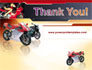 Motorcycle slide 20