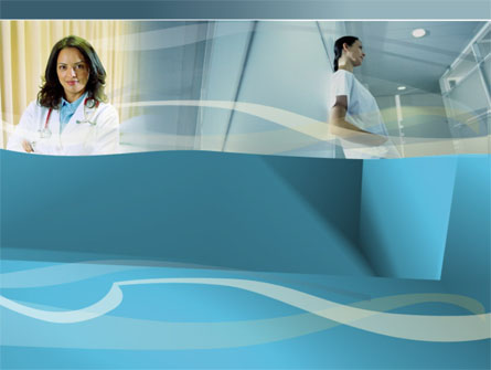 medical nurse presentation template for powerpoint and keynote ppt