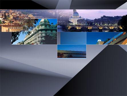 Italian Cities Presentation Template, Master Slide