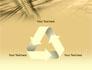 3D Sepia Business slide 10