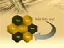 3D Sepia Business slide 11