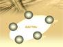 3D Sepia Business slide 14