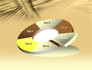 3D Sepia Business slide 19