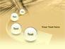 3D Sepia Business slide 6