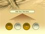 3D Sepia Business slide 8