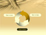 3D Sepia Business slide 9