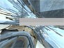 Gray Abstract slide 1