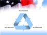 American Flag slide 10