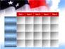 American Flag slide 15