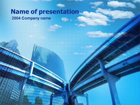 Urban Presentation Template, Master Slide