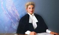 Public Justice Presentation Template