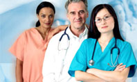 Medical Staff On Duty Presentation Template