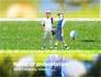 Couple of Golfers slide 1