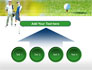 Couple of Golfers slide 8