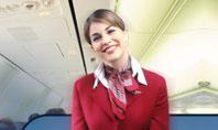 Stewardess Presentation Template
