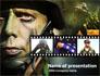 American Soldier slide 1