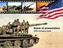 American Army slide 1