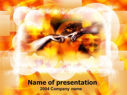 Creation Presentation Template, Master Slide