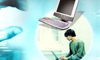 Laptop vs. Desktop Presentation Template
