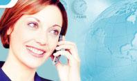 Call Center Operators Free Presentation Template