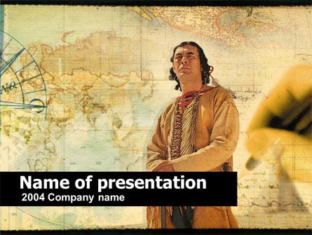 Indian Presentation Template, Master Slide