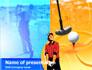Golf Player Free slide 1