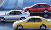 Modern Cars Presentation Template