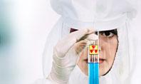 Radioactive Experiment Presentation Template