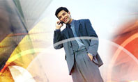 Personal Business Conversation Presentation Template