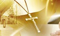 Christianity Triumph Presentation Template