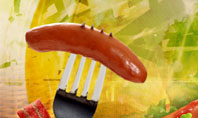 Hot-Dog Presentation Template