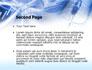 E-Commerce In Blue Colors slide 2